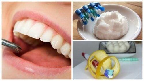 طبقة جير الأسنان – 5 علاجات منزلية تساعدك على إزالتها