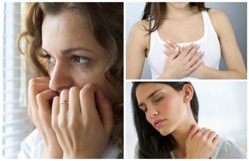 اضطراب القلق - 10 علامات جسدية تشير إلى الإصابة باضطراب القلق