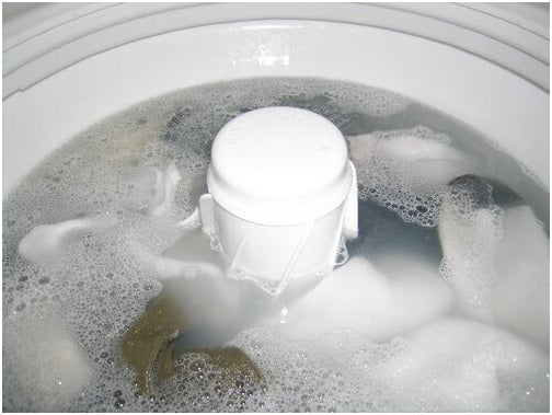 ماء الغسيل تحول دون الحصول على مناشف ناعمة