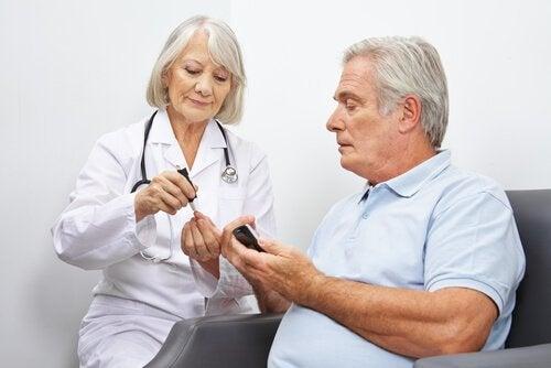 العلامات التحذيرية لمرض السكري
