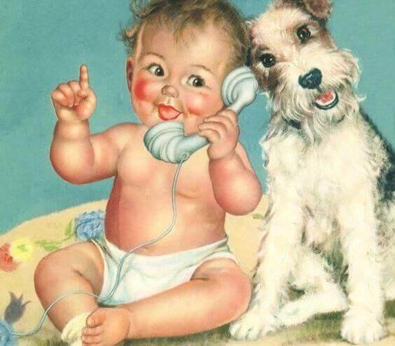 الطفل السعيد هو ذاك الطفل الذي يجري ويصرخ ويحتاج إلى الاهتمام