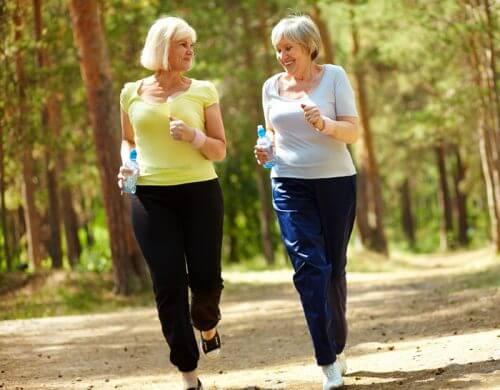 المشي من التمارين الآمنة والصحية للجميع