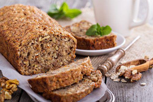 اكتشف طريقة عمل خبز الشوفان الخالي من اللاكتوز والغلوتين!