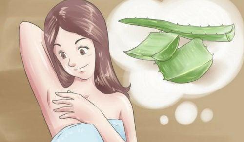 رائحة العرق – 5 مزيلات عرق طبيعيّة للتخلّص من الرائحة الكريهة