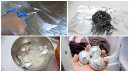 ورق الألومنيوم – 8 استخدامات رائعة لورق الألومنيوم ستفاجئك