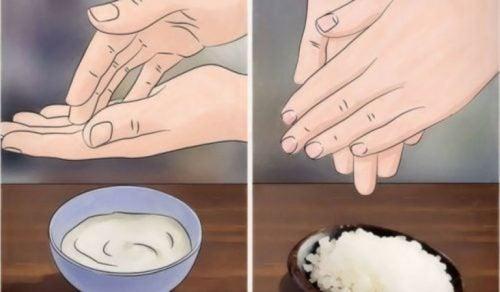 يدين حريريتين – أربعة علاجات منزلية طبيعية للحصول على بشرة ناعمة كالحرير