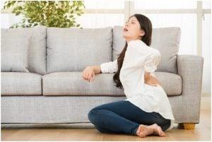 آلام الجسم نتيجة التهاب الأنسجة