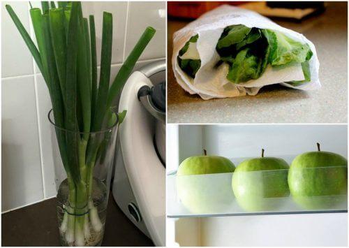9 حيل بسيطة تساعدك على الحفاظ على بعض الأطعمة لأطول فترة ممكنة