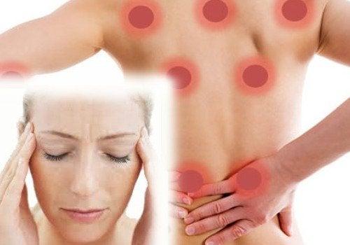 أنواع الألم العضلي الليفي
