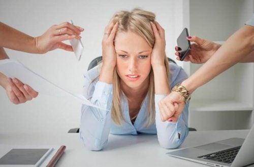 القلق والضغط العصبي