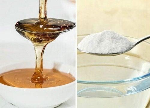 بيكربونات الصودا والعسل – اكتشف فوائد هذا المزيج المذهلة