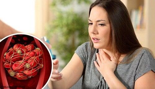 تخثر الدم – اكتشف ثمان علامات مهمة تُنذر بالإصابة بتخثر الدم