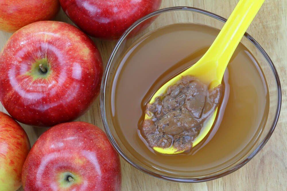الخصائص الصحية لخل التفاح
