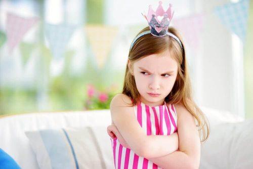 متلازمة الطفل الغني