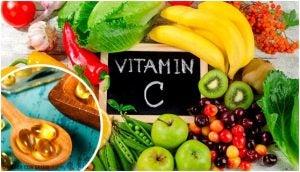 أطعمة تحتوي على فيتامين سي