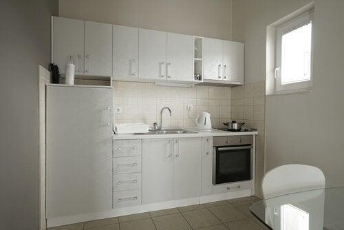إستغلال مطبخ صغير بشكل مثالي