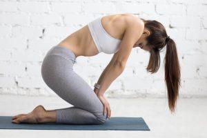 انفراق عضلات البطن
