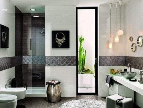 مساحة الحمام – 19 نصيحة لتوفير مساحة أكبر في حمامك