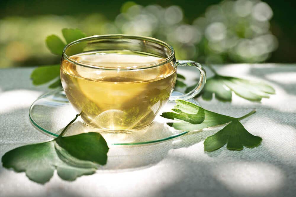 شاي الجنكة