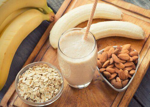 الموز وفقدان الوزن