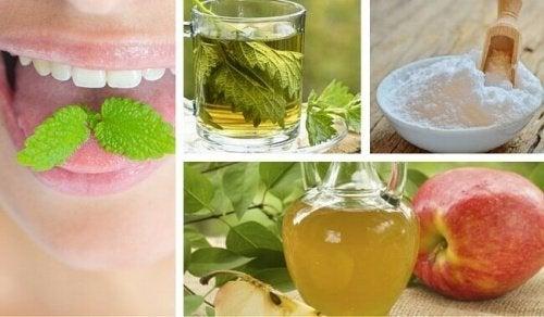 رائحة الفم الكريهة – 9 علاجات منزلية يمكنك الاستعانة بها لمكافحة حالة البَخَر