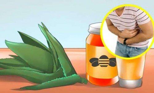 علاجات منزلية لمكافحة حرقة والتهاب المعدة