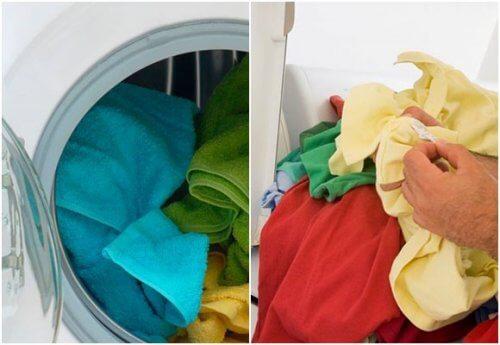 استخدام الخل الأبيض  في غسل الملابس: يا لها من فكرة عظيمة!