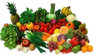 الفواكه و الفيتامينات الضرورية
