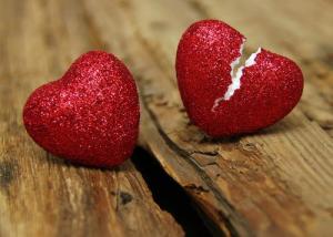 قلب الحب