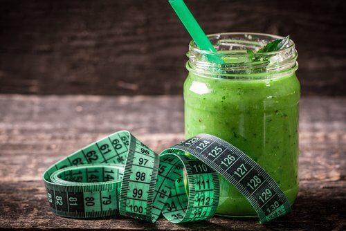 مشروب لخسارة الوزن