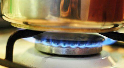 موقد الغاز