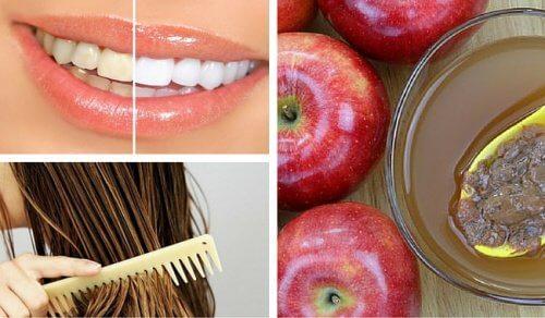 خل عصير التفاح - تعرفي على 8 فوائد مذهلة لخل عصير التفاح