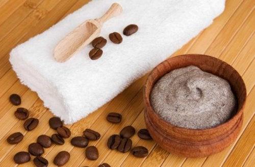 إستخدام القهوة في القضاء على الدوالي