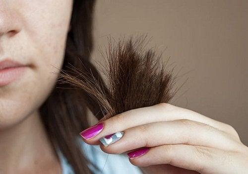 مشاكل الشعر و هلام البترول