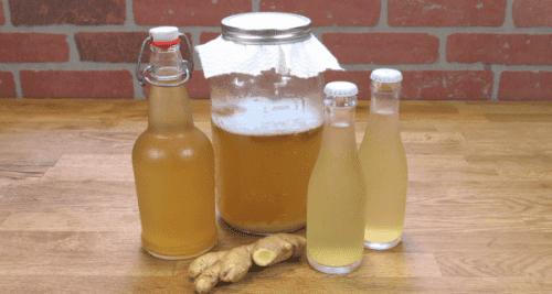 ماء الزنجبيل – خصائص رائعة لتخفيف الصداع النصفي واضطرابات الهضم
