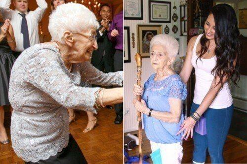 تمارين اليوغا – كيف غيّرت اليوغا حياة امرأة تبلغ من العمر 87 سنة؟