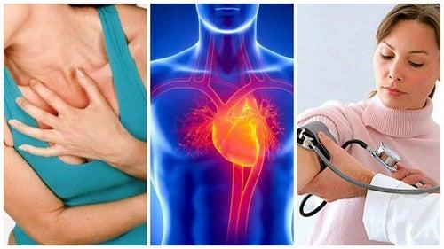 اسباب ارتفاع ضغط الدم الشرياني