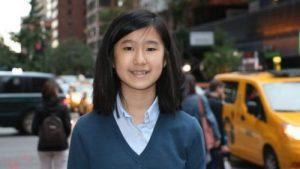 الطفلة إيما يانغ