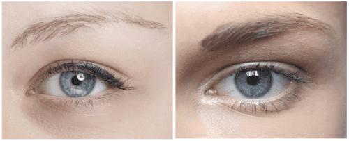 الحواجب الخفيفة – كيفية زيادة كثافة شعر الحاجبين بوسائل طبيعية وعلاج مشكلة الحواجب الخفيفة