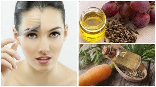 الزيوت لتنظيف الوجه - تعلمي كيف تستطيعين استغلال الزيوت الطبيعية للعناية ببشرتك