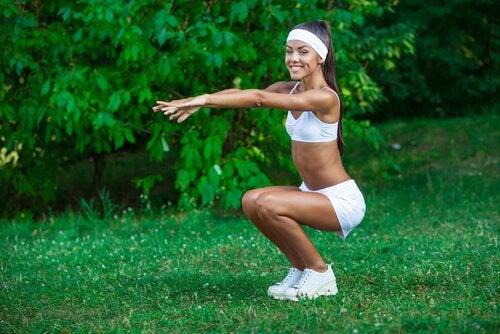 عضلات الساقين
