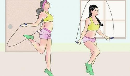 القفز بالحبل – 6 فوائد رائعة للقفز بالحبل ستجعلك تغير نظرتك لهذه الرياضة
