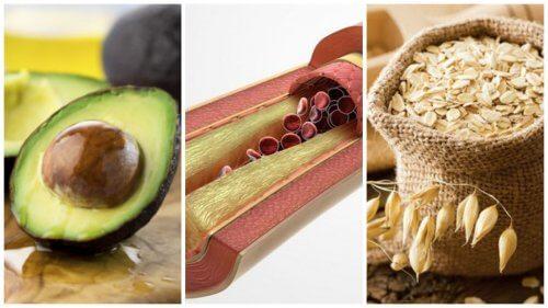 مستويات الدهون الثلاثية المرتفعة – 8 أطعمة تساعدك على التحكم فيها