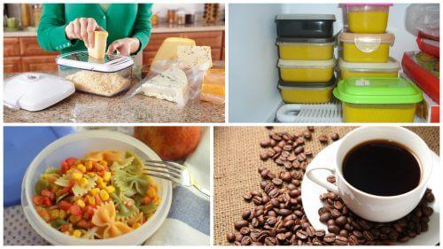 أطعمة لا يجب تخزينها في حاويات أو أكياس بلاستيكية أبدًا!
