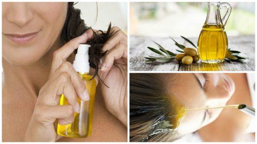 استخدامات زيت الزيتون – 6 فوائد لاستخدام زيت الزيتون على الشعر