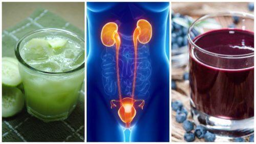 التهابات المسالك البولية – 5 مشروبات لمكافحة التهابات المسالك البولية