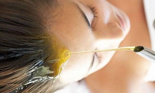 علاج لتلف الشعر