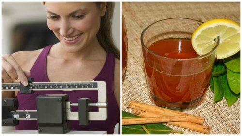 فقدان الوزن الزائد – افقد وزنك الزائد مع شاي القرفة وورق الغار