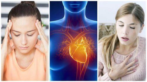 علامات النوبة القلبية – 7 علامات يتم تجاهلها في حالات النساء