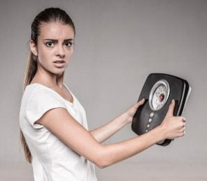 فقدان الوزن غير المبرر